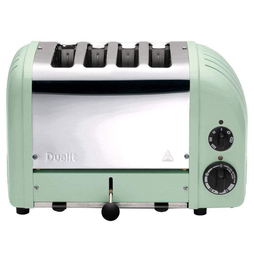 Dualit Toasters & Ovens Mint Green Dualit New Generation 4-Slice Toaster in Fashion Colors JL-Hufford