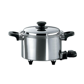 Hammer Stahl Slow Cookers & Multi-Cookers Hammer Stahl 5-Quart Oil Core Electric Slow Cooker JL-Hufford