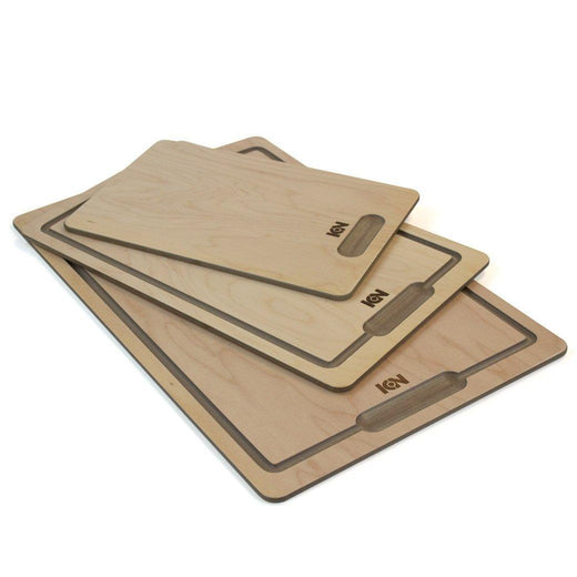 ICON 3 Piece Cutting Board Set