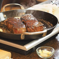 "ICON Grill Pans & Griddles ICON Griddle - 12"" JL-Hufford"