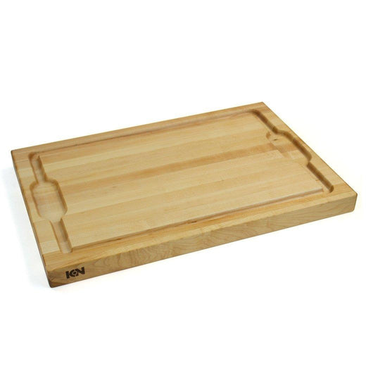 ICON Maple Cutting Board with Handles