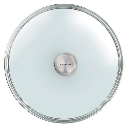 "Le Creuset Cookware Lids 12"" Le Creuset Signature Tempered Glass Lid JL-Hufford"