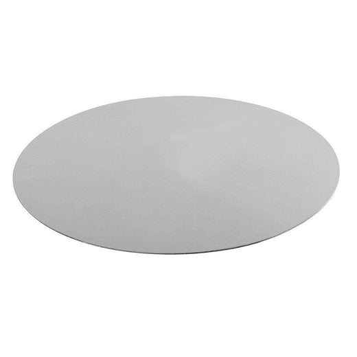 "Mauviel Wine, Bar & Ice Tools 3.9"" Mauviel M'30 Hammered Aluminum Charger Plate JL-Hufford"