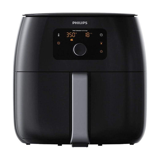 Philips Air Fryers & Deep Fryers Philips Airfryer XXL - Digital Twin TurboStar - Black JL-Hufford