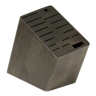 Shun Knife Blocks & Storage 17-Slot Shun Angled Block JL-Hufford