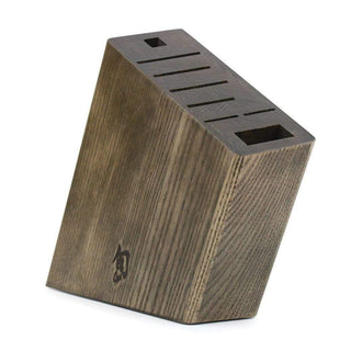 Shun Knife Blocks & Storage 8-Slot Shun Angled Block JL-Hufford