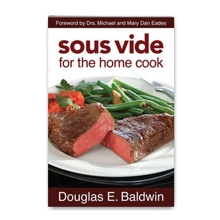 SousVide Supreme Sous Vide SousVide Supreme Sous Vide for the Home Cookbook JL-Hufford