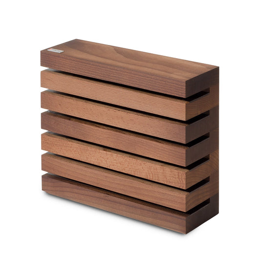 Wusthof Thermo-Beechwood Magnetic Slots Knife Block