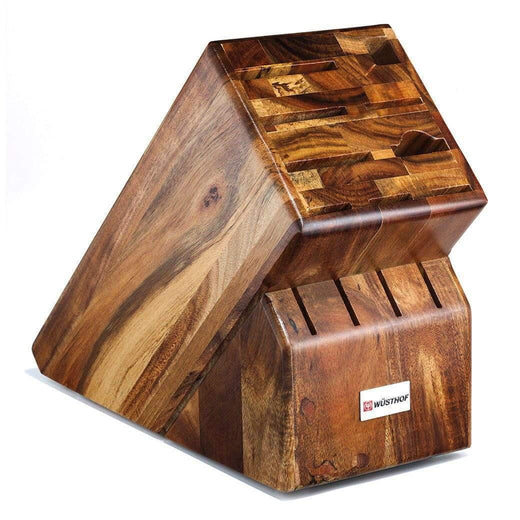 Wusthof Knife Blocks & Storage Acacia Wusthof 13-slot Knife Block JL-Hufford