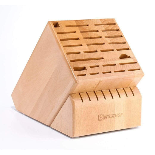 Wusthof Knife Blocks & Storage Beechwood Wusthof 35-slot Grande Knife Block JL-Hufford