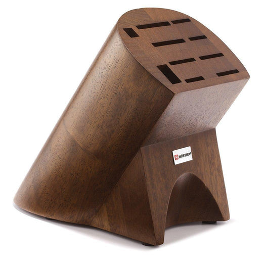 Wusthof Knife Blocks & Storage Wusthof 10-slot Burmese Knife Block - Walnut JL-Hufford