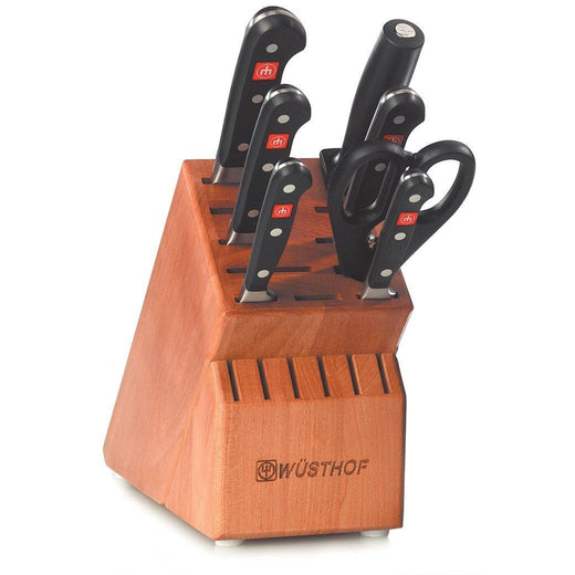 Wusthof Knife Sets Wusthof Classic 8-piece Knife Block Set - Cherry JL-Hufford