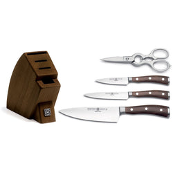 Wusthof+Knife+Sets+Wusthof+Ikon+Blackwood+5-piece+Studio+Knife+Block+Set+JL-Hufford