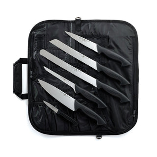 Wusthof Knife Sets Wusthof Pro 7-piece Professional Knife Roll Set JL-Hufford