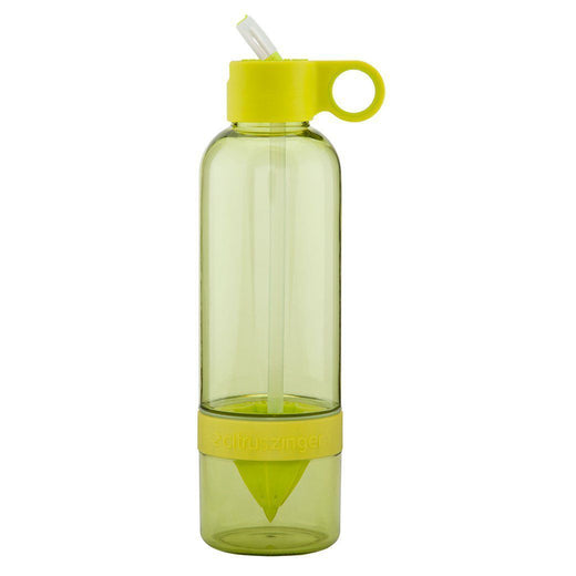 Zing Anything Specialty Drinkware Yellow Zing Anything Citrus Zinger Sport Fruit Infusion Bottle JL-Hufford