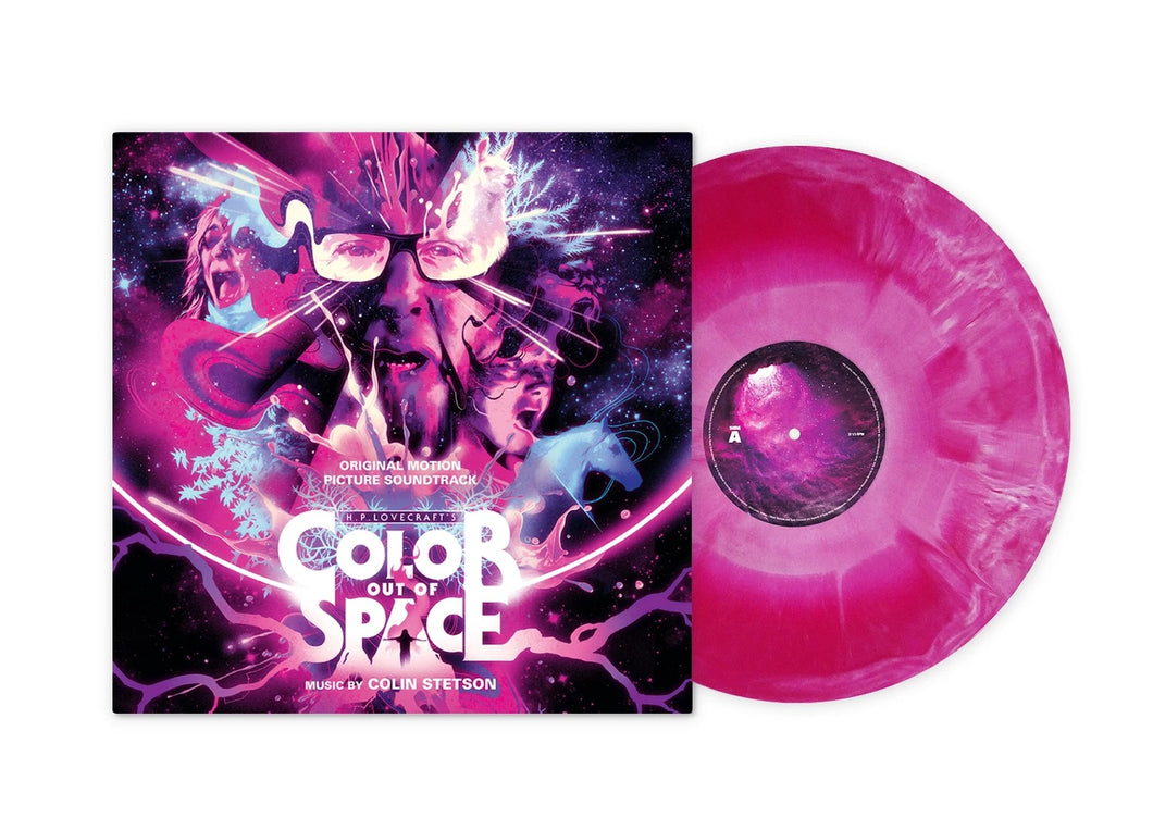 *PREORDER* Colin Stetson - Color Out of Space (Original Motion Picture Soundtrack) - Vinyl LP
