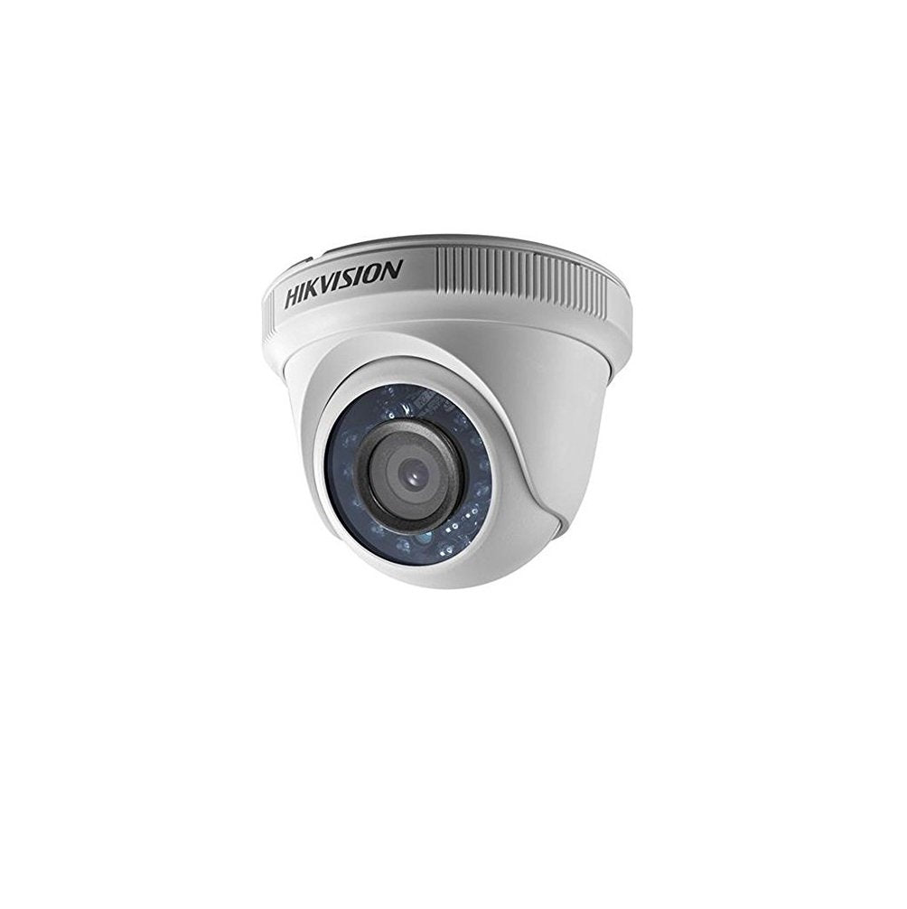 Hikvision DS-2CD1302D-I 1MP 1080P IP Dome Camera (White)