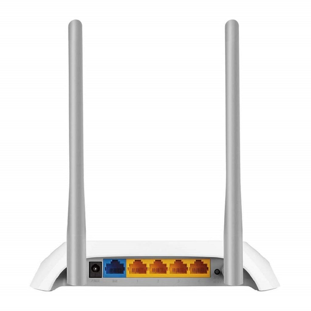 TP-link WR840N 300Mbps Wireless N Speed N300 TL-WR840N Wi-Fi WiFi Router | Access Point Mode | Range Extender mode | WISP Mode | Parental Controls | Guest Network | IPTV | IPv6