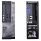 Refurbished Dell Optiplex 390 SFF, Intel Core i5 2nd Gen, 4GB RAM, 500GB HDD, DVD-ROM - ETECHBAZAAR