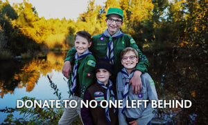 No One Left Behind (NOLB) Donation
