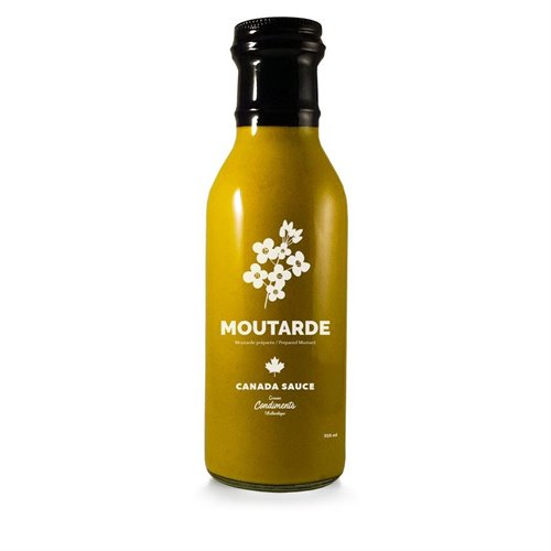 Canada Sauce - Moutarde QC 350ml