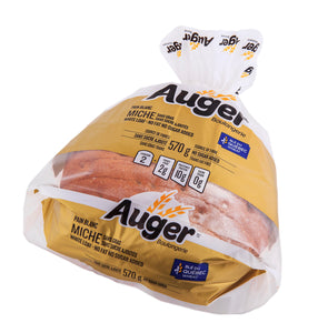 Pain Auger miche