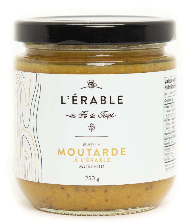 Moutarde à l'érable