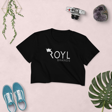 Load image into Gallery viewer, Royl  Women's Crop Top