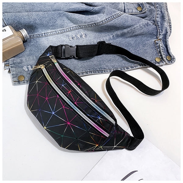 Personalized Rock and Roll PU Leather Bag