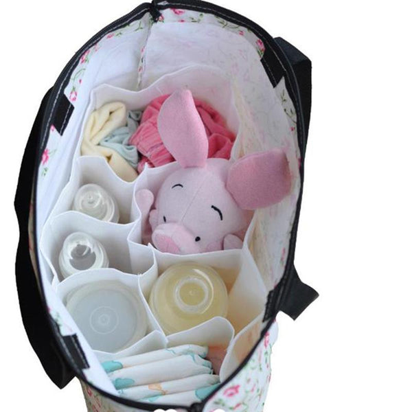 Portable Baby Diaper Bag