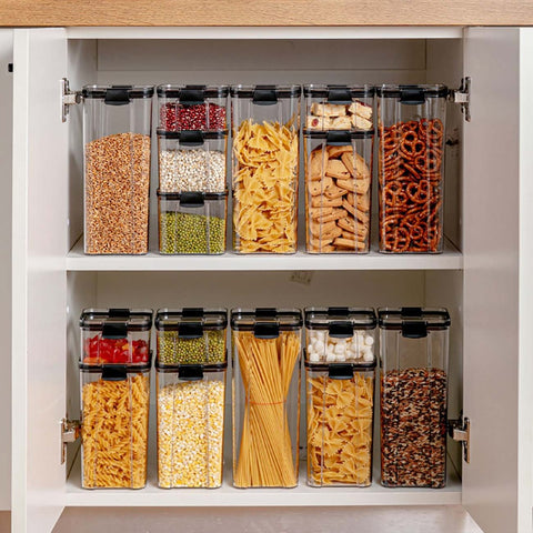 Food Storage Transparent Container