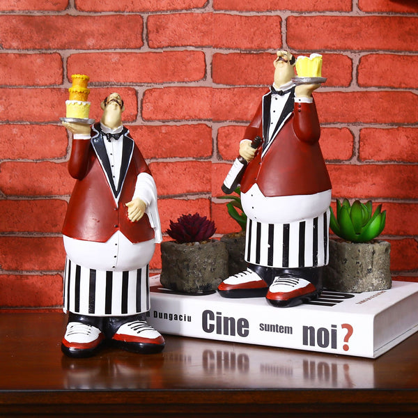 Retro Chef Dining Room Decor