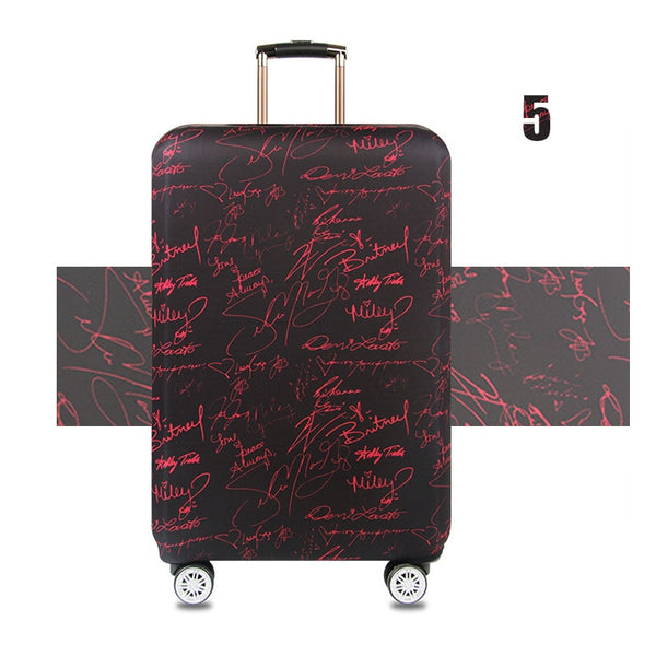 Luggage Protective Suitcase Cover