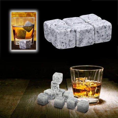 Granite Whiskey Stones