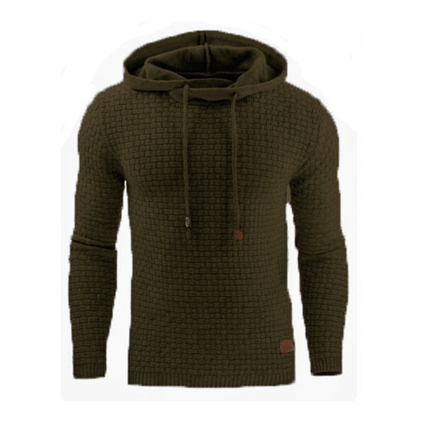 Men's Thermal Hoodie