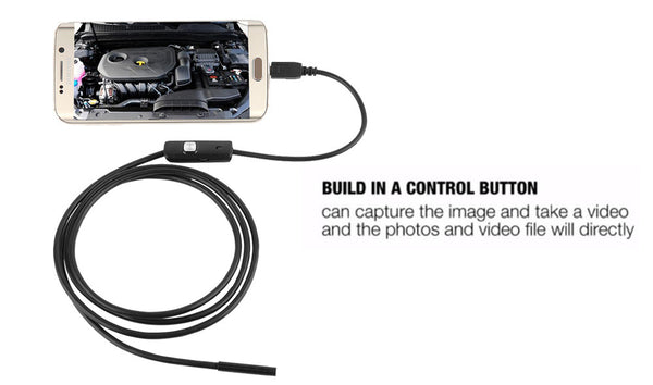Mini Endoscope Camera