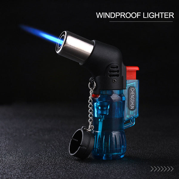 Mini Butane Jet Torch Windproof Lighter