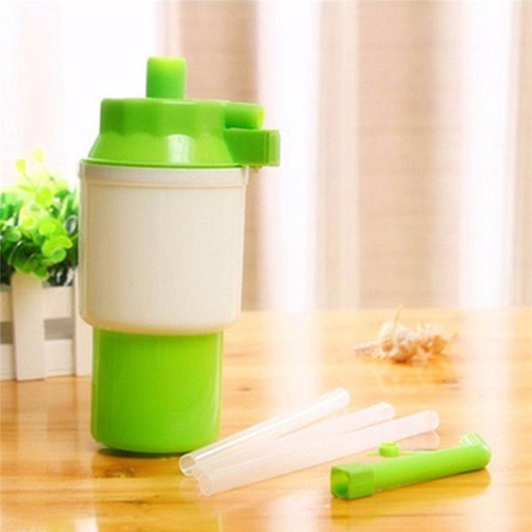 Portable Bottle Manual Pump Dispenser