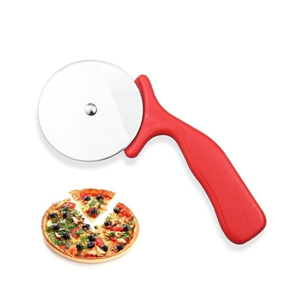 Stainless Steel Round Pizza Cutter