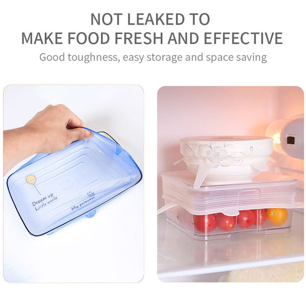 Reusable Silicone Food Cover