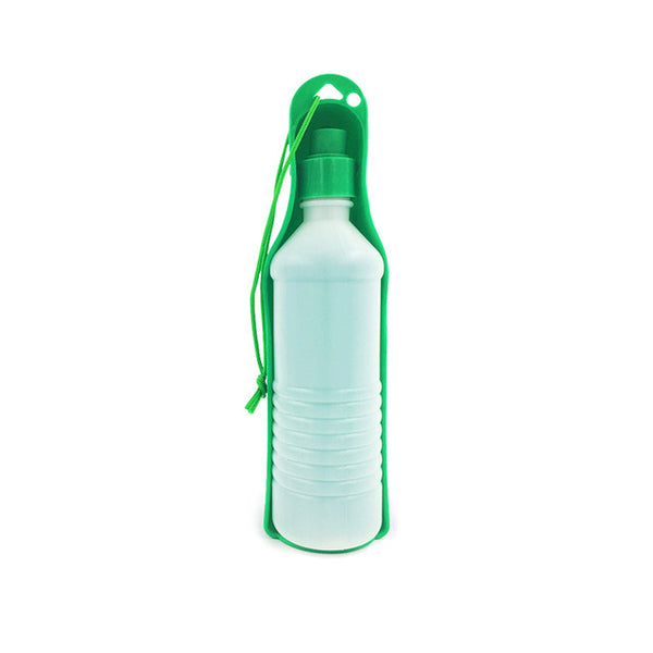Pet Folding Drinking Bottle