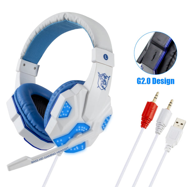 Led Light Gaming Headphones