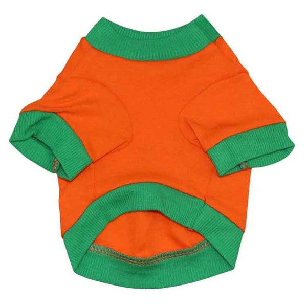 Halloween Pumpkin Dog Clothes