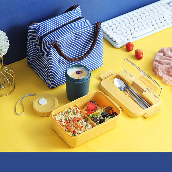 Lunch Box  With Compartments