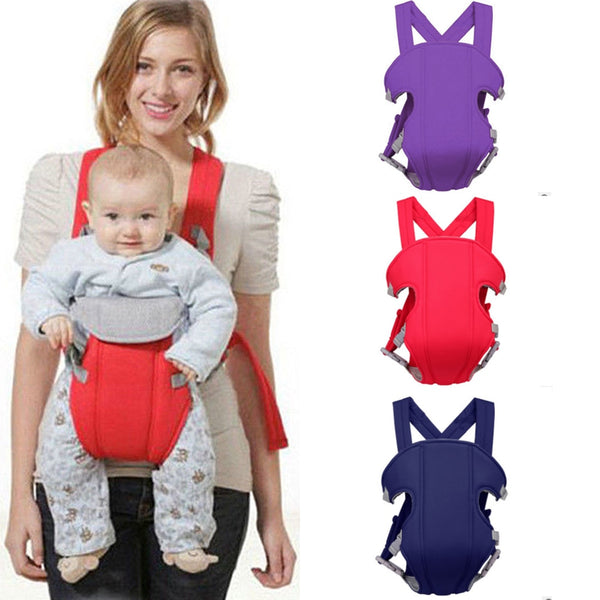 Adjustable Breathable Baby Carrier