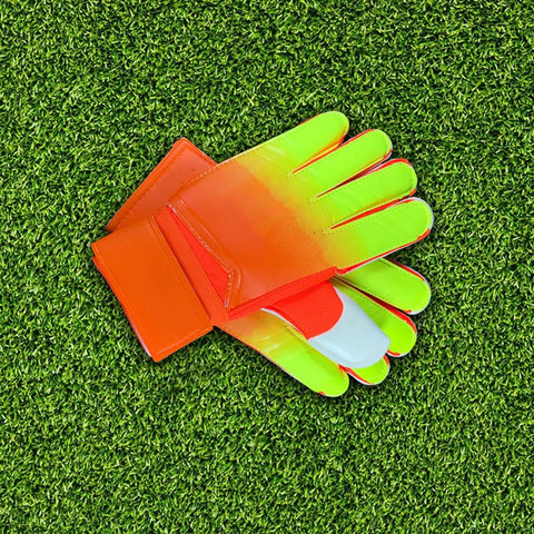 Colorful Soccer Gloves