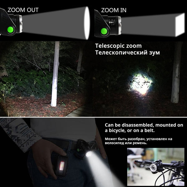 Waterproof Super Bright Camping Light