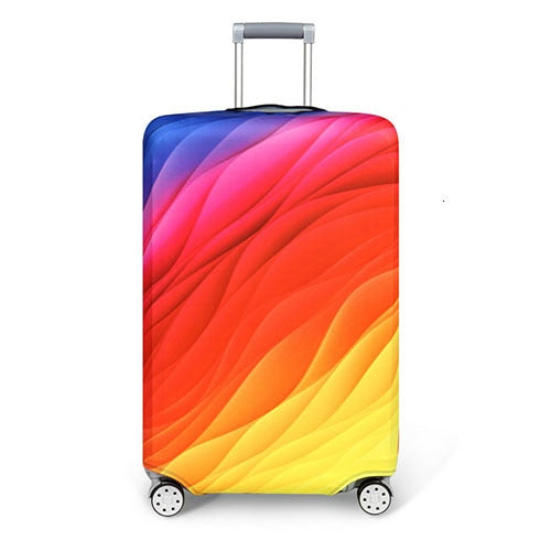 Thick Luggage Protective Cover Suitcase Case