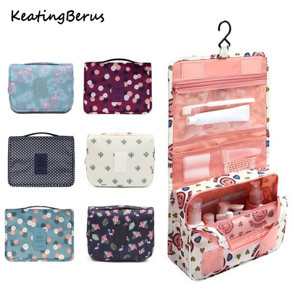 Waterproof Hanging Cosmetic Bags