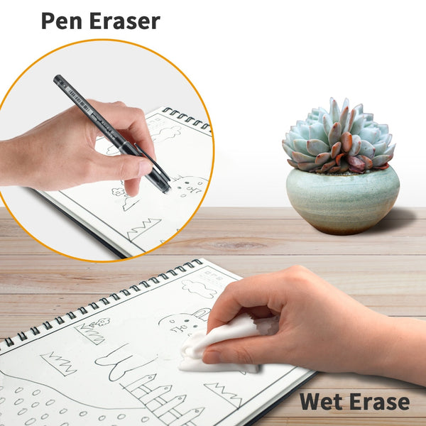Reusable Erasable Notebook